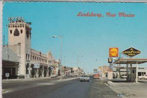 TANKSTELLE - SHELL petrol station - Lordsburg New Mexico, U.S. Highway 70-80-180
