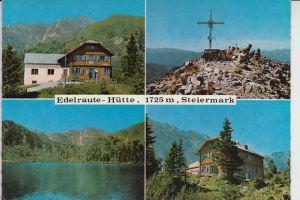 BERGHÜTTE - RIFUGIO - Mountain Hut - Refuge -Edelraute-Hütte - Steiermark