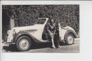 AUTO - Oldtimer - Cabrio - 2 Photos