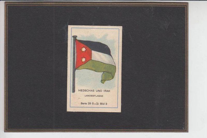 SAUDI - ARABIEN - Wappen HEDSCHAS & IRAK, Cinderella