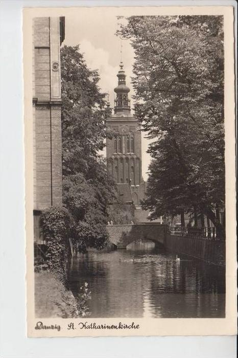 DANZIG, St. Katharinenkirche