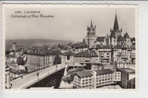 CH 1000 LAUSANNE VD, Cathedrale & Pont Bessieres