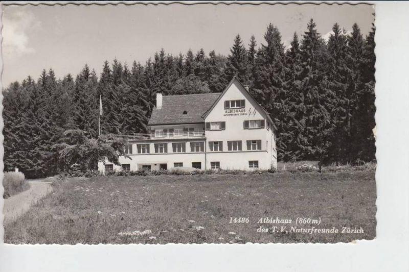 NATURFREUNDE - NFH - NFI - Naturfreundehaus Atbishaus / CH Naturfreunde Zürich