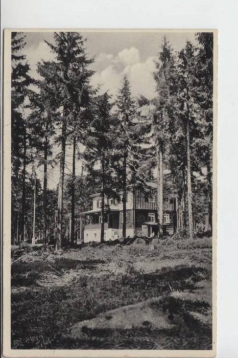 NATURFREUNDE - NFH - NFI - Naturfreundehaus Oderbrück - Oberharz  193..