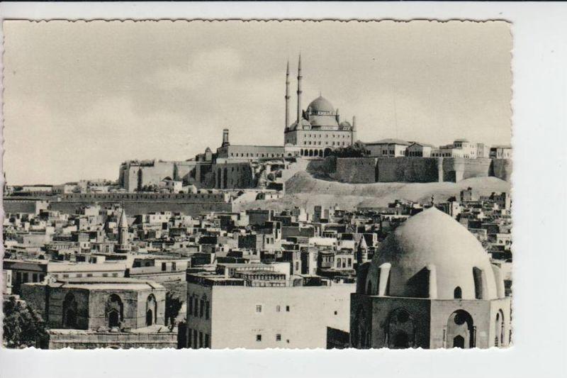 ET - ÄGYPTEN - CAIRO - Generalansicht , Zitadelle