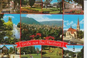 SPORT - GOLF - Mehrbildkarte - Bad Harzburg