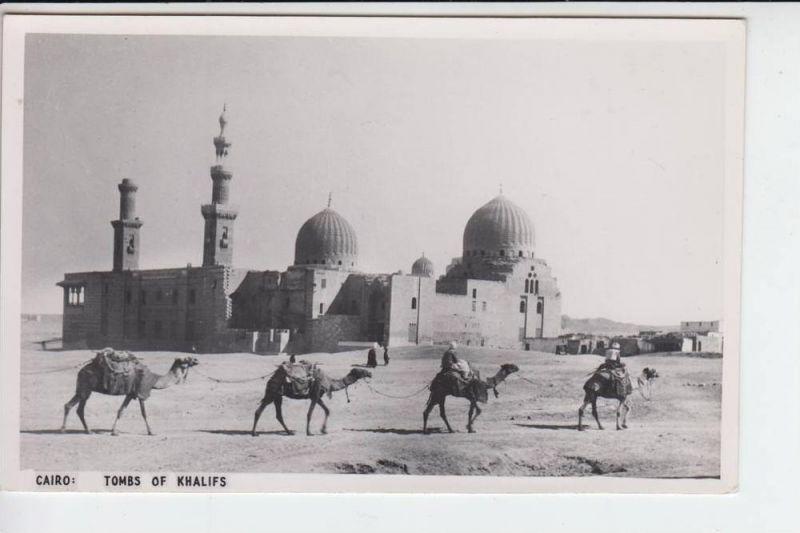 ET - Ägypten - Cairo - Tombs of Khalifs