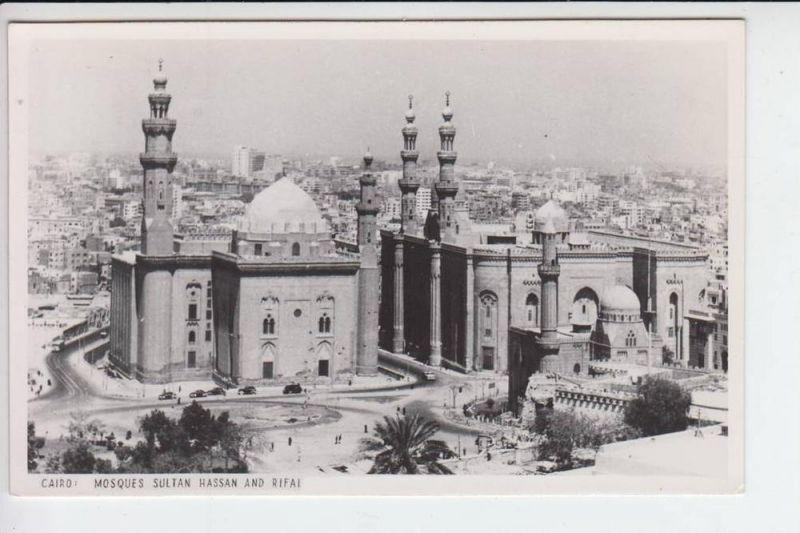 ET - Ägypten - Cairo - Mosque Sultan Hassan and Rifal