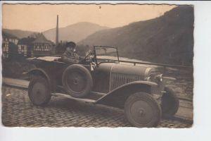 AUTO - Oldtimer - Photo - Nadelloch