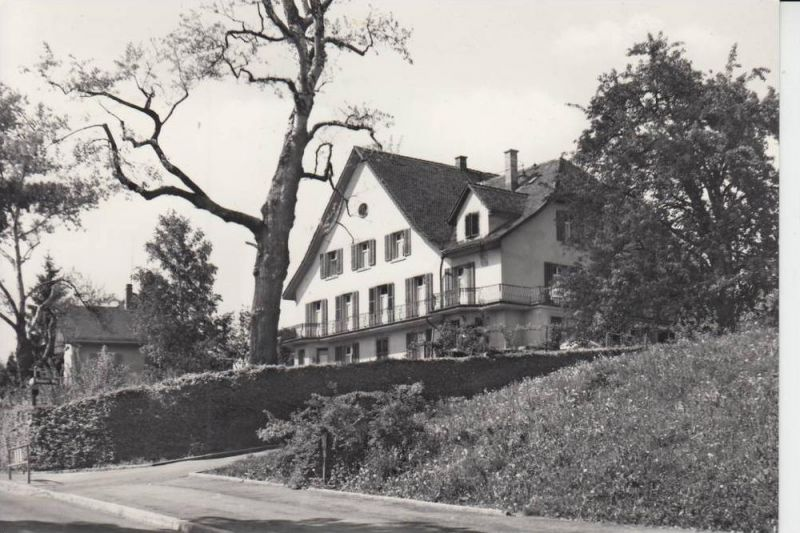 CH 8000 ZÜRICH, Alkoholfreies Kurhaus Zürichberg, 1977