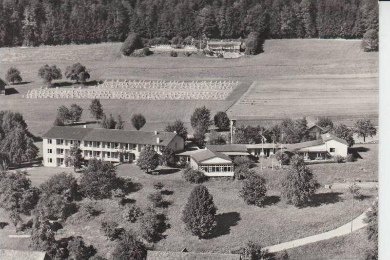 CH 8708 BOLDERN, Ev. Tagungs- und Studienszentrum, Luftaufnahme