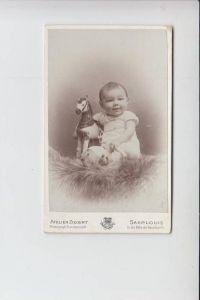 SPIELZEUG - HOLZPFERD 1895