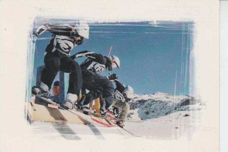 SPORT - WINTERSPORT - SNOWBOARD