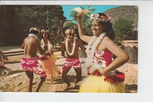 USA - HAWAII - POLYNESIAN CULTURAL CENTER - Dance & Music