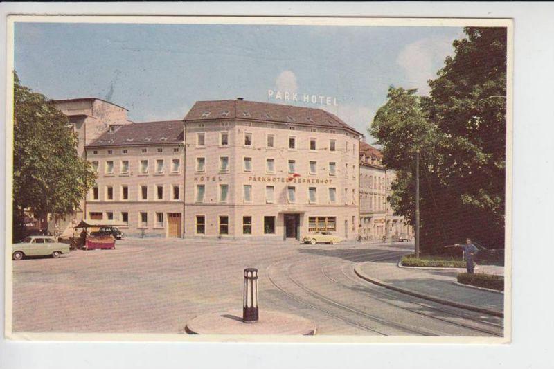 CH 4000 BASEL - Hotel Bernerhof 1950