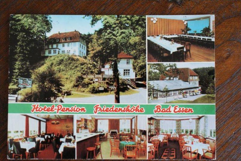 4515 BAD ESSEN, Hotel-Pension Friedenshöhe