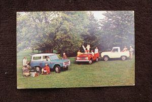 AUTO - Ford Bronco 1967