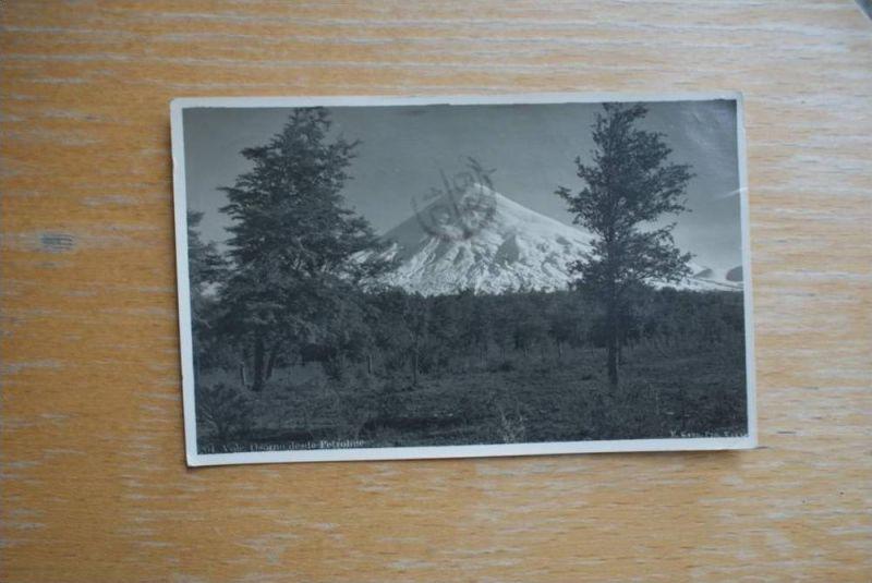 CHILE, Vole Osorno desdo Petrohue, 1944
