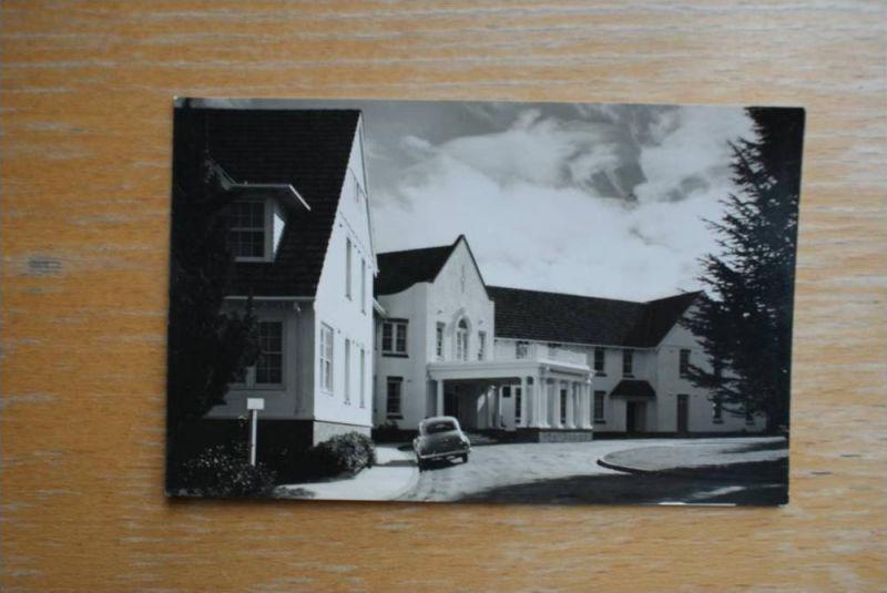 AUS A.C.T. - CANBERRA, Photo-card, Hotel Ainslie-Rex