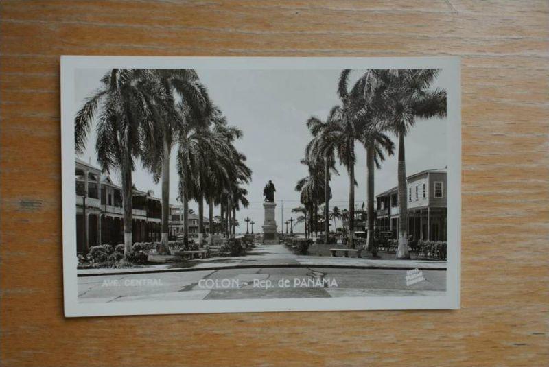 PANAMA COLON ; Ave. Central