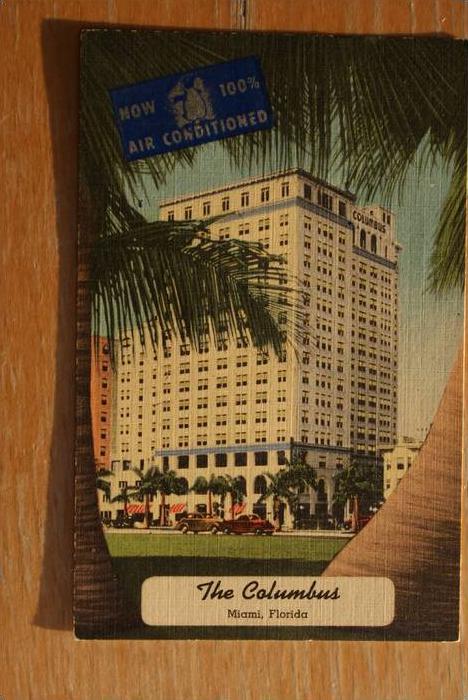 USA - FLORIDA, MIAMI, The Columbus