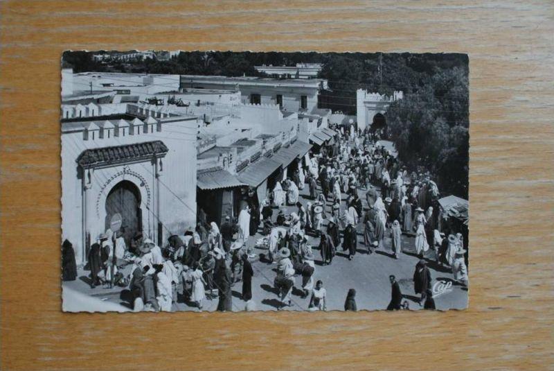 MA - Marokko, Maroc,. Tanger - Les Souks