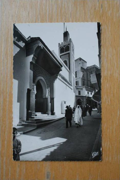 MA - Marokko, Maroc,. Tanger - La grande Mosquee