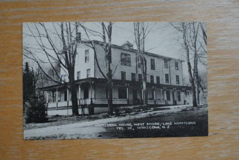 USA - NEW JERSEY, Hopatcong, Hopatcong House, West Shore