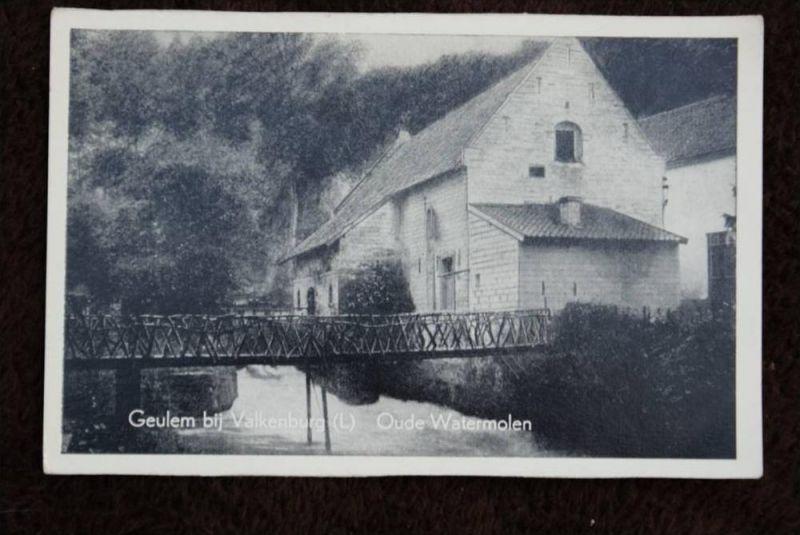 NL - LIMBURG - GEULEM bij VALKENBURG,Oude Watermolen - Wassermühle, water mill