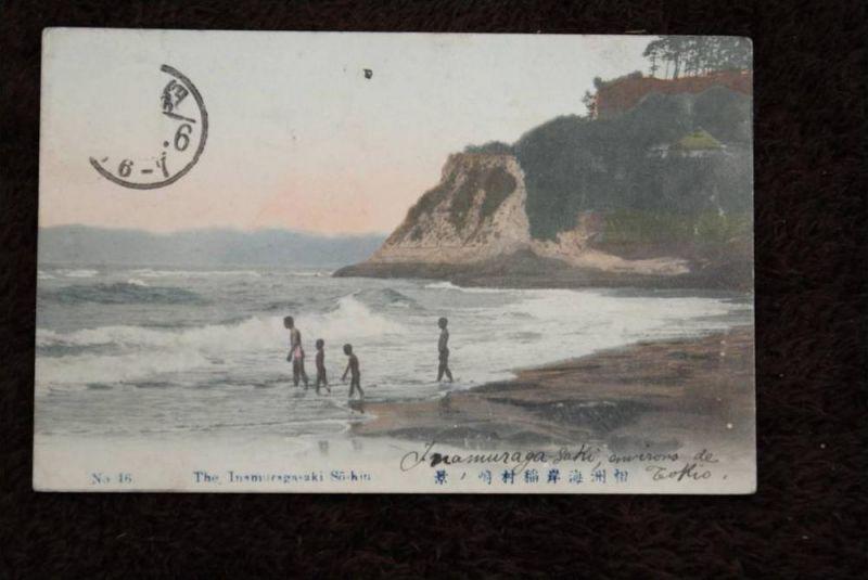 JAPAN - Strandansicht, 1909