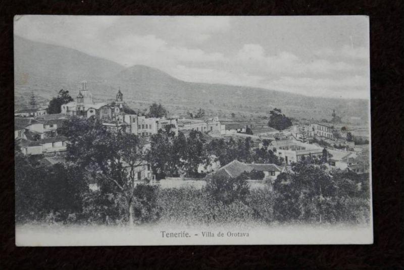 E 38300 Tenerife, Villa de Orotava