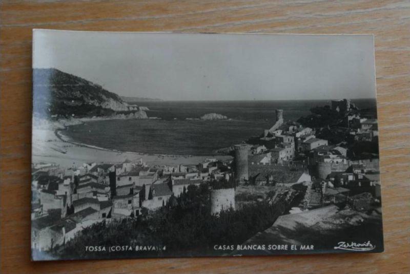 E 17320 TOSSA DE MAR, Costa Brava, Casas Blancas Sobre el Mar