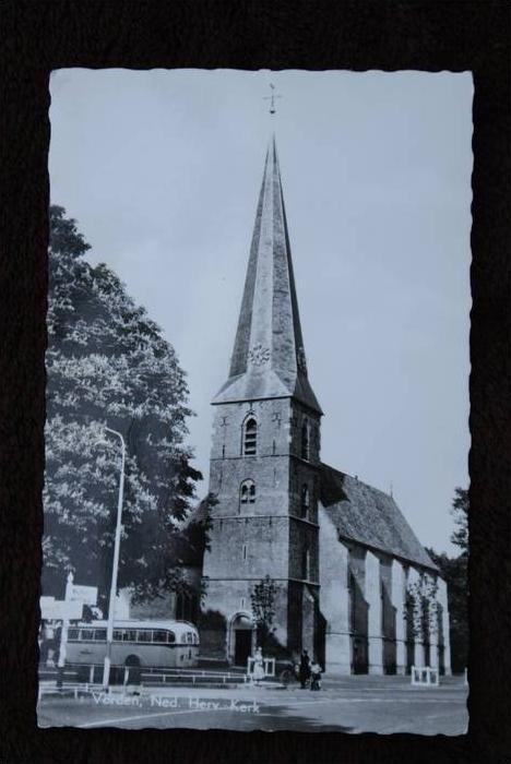 NL - GELDERLAND - BRONCKHORST - VORDEN, Ned.Herv.Kerk