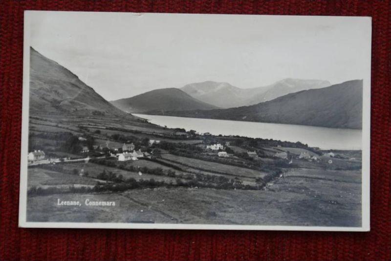 IRL - LEENANE - AN LIONAN - LEENAUN - Connemara