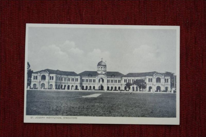 SINGAPORE - SINGAPUR, St. Joseph Institution