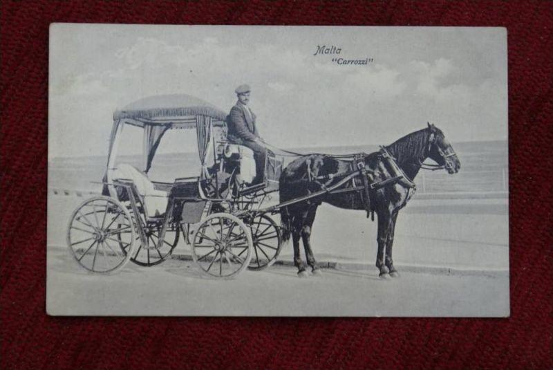 MALTA, Carrossi - Coach - Kutsche