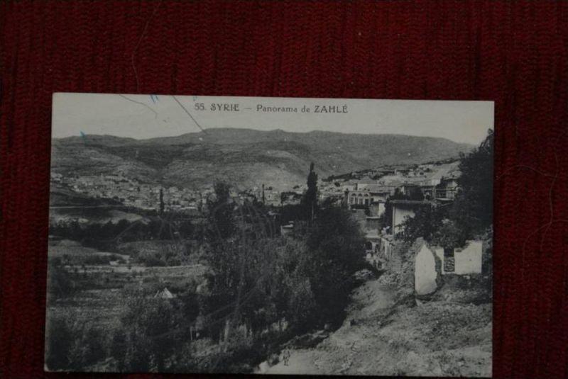 RL LIBANON - ZAHLE Panorama de