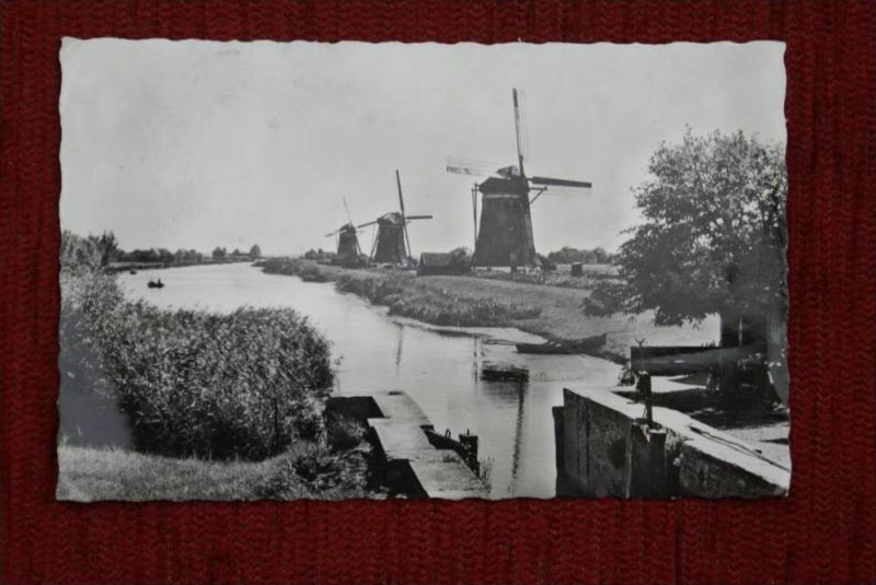 MÜHLE - WINDMÜHLEN / Mill / Molen / Moulin - Niederlande