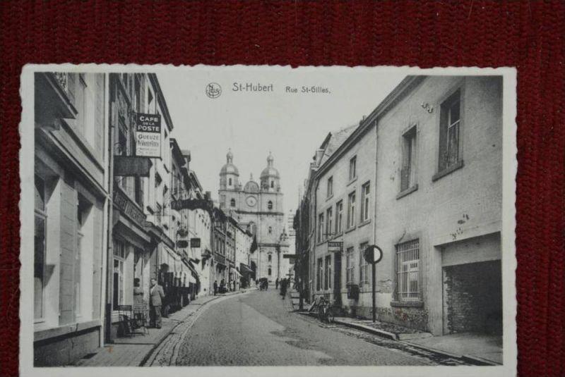 B 6870 SAINT HUBERT; Rue St. - Gilles