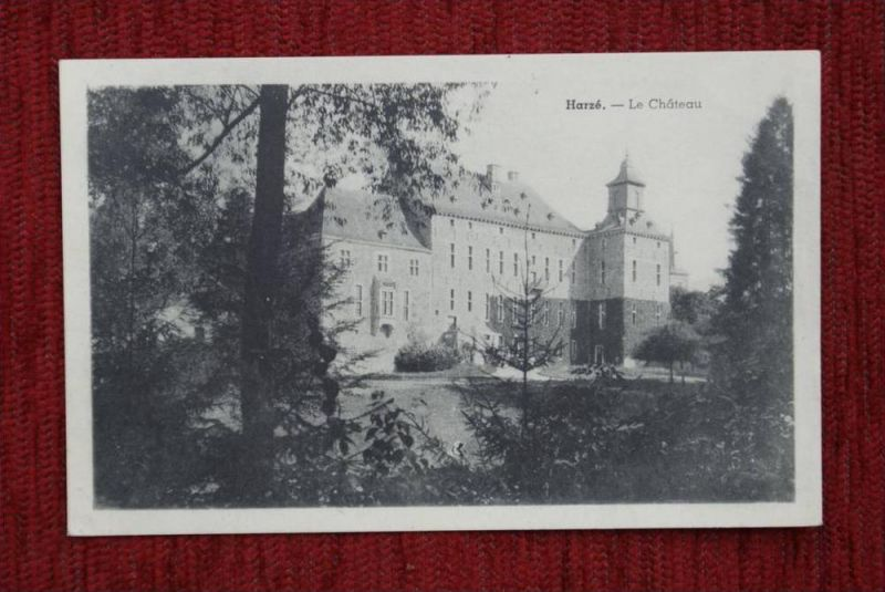 B 4920 AYWAILLE - HARZE, Chateau