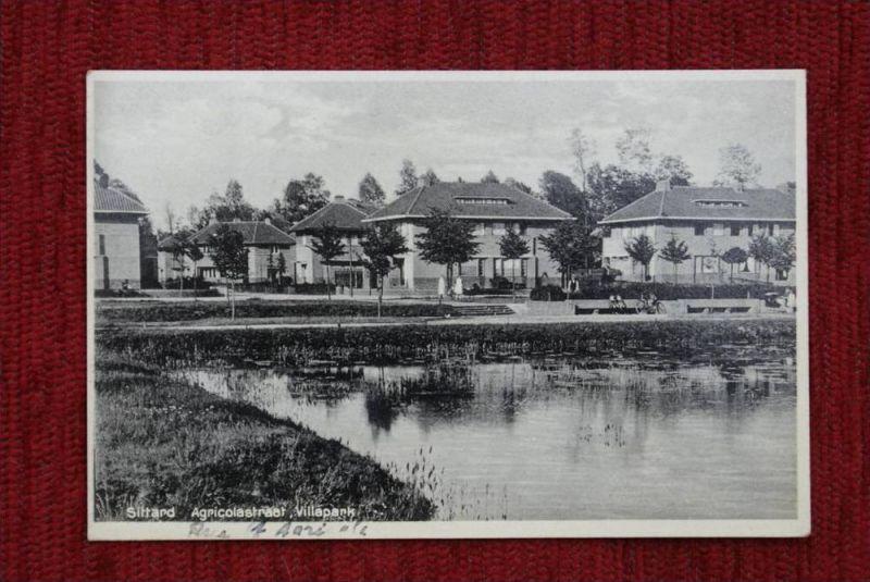 NL - LIMBURG - SITTARD, Agricolastraat, Villapark