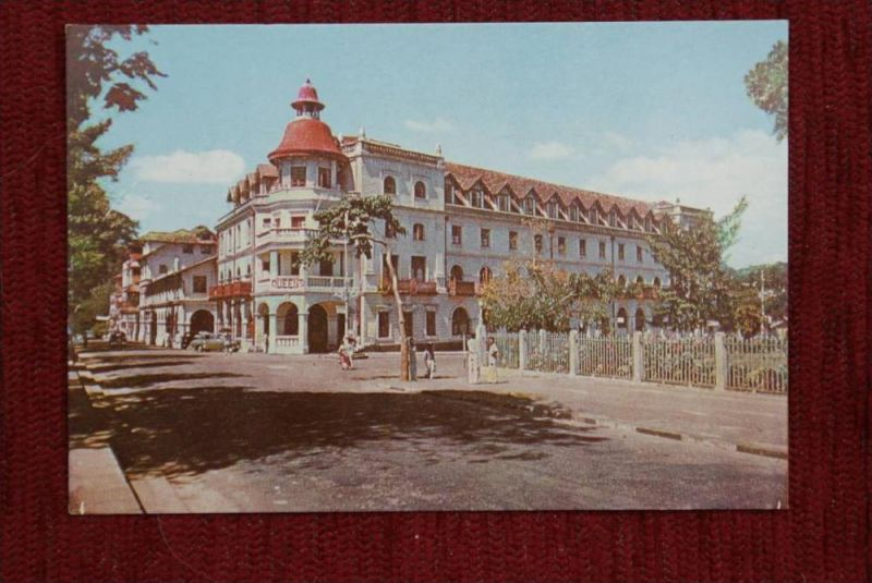 SRI LANKA - CEYLON, Kandy - Queens Hotel
