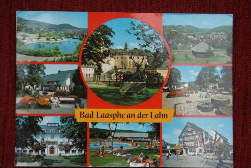 SPORT - SCHACH, Freiluftschach, open air chess - Bad Laasphe