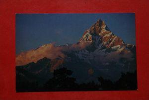 NEP NEPAL - Machhapuchhare - Bergsteigen - climbing