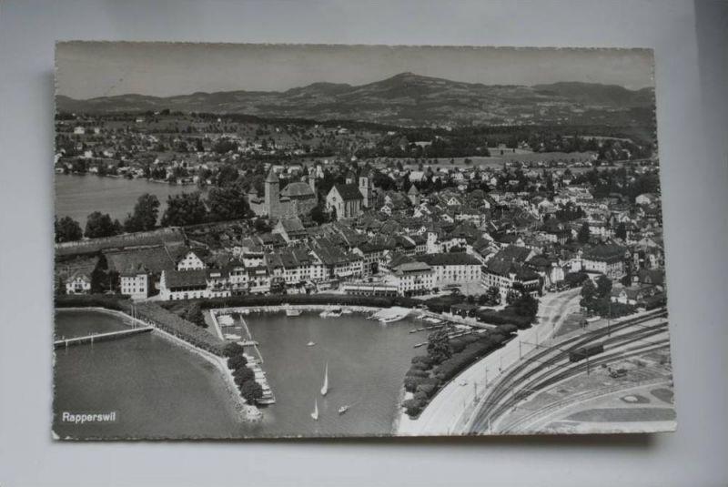 CH 8640 RAPPERSWIL, Sankt Gallen, Luftaufnahme