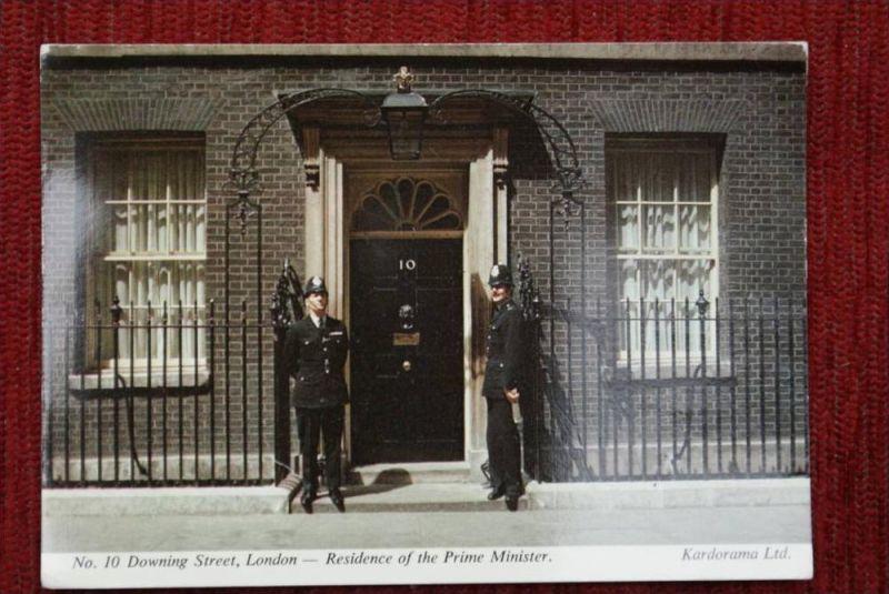 POLIZEI - London, Downing Street