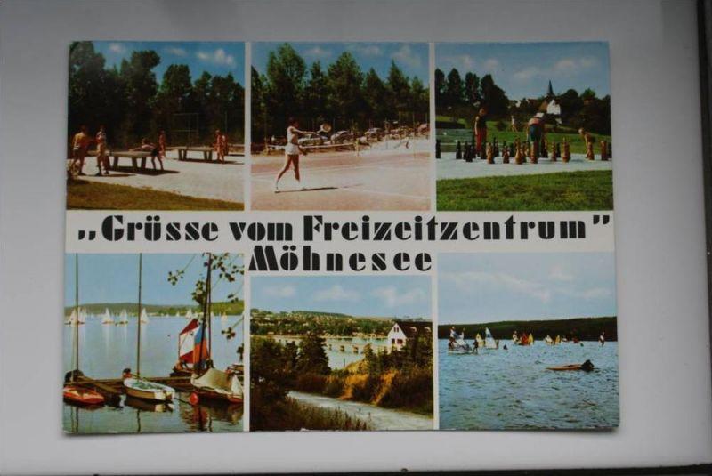 SPORT - SCHACH, Freiluftschach, open air chess - Tischtennis - table tennis - Tennis - Möhnesee Freizeitzentrum