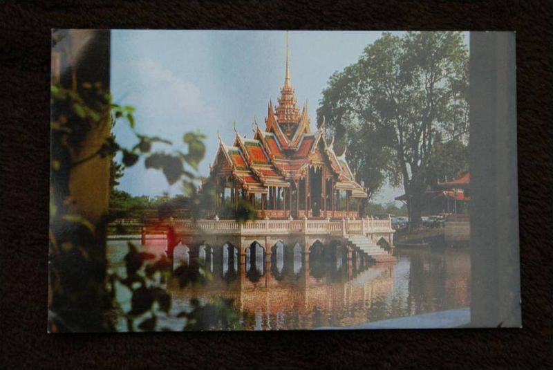 THAILAND - SIAM, Bangkok, Bang-pa-in