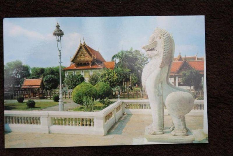 THAILAND - SIAM, Bangkok, Wad Banjamabopit