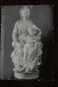 Künstler - MICHELANGELO, De  H. Maagd en het Kind, Brugge O.L.Vrouwkerk